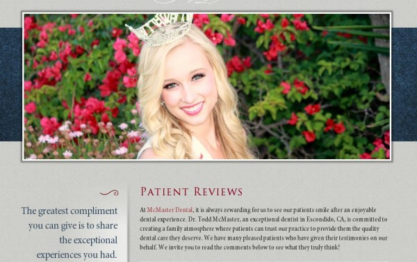 Patient reviews ss